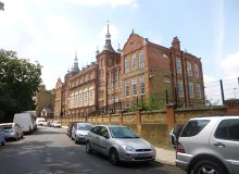 Camberwell, Former school, London © Mike Faherty